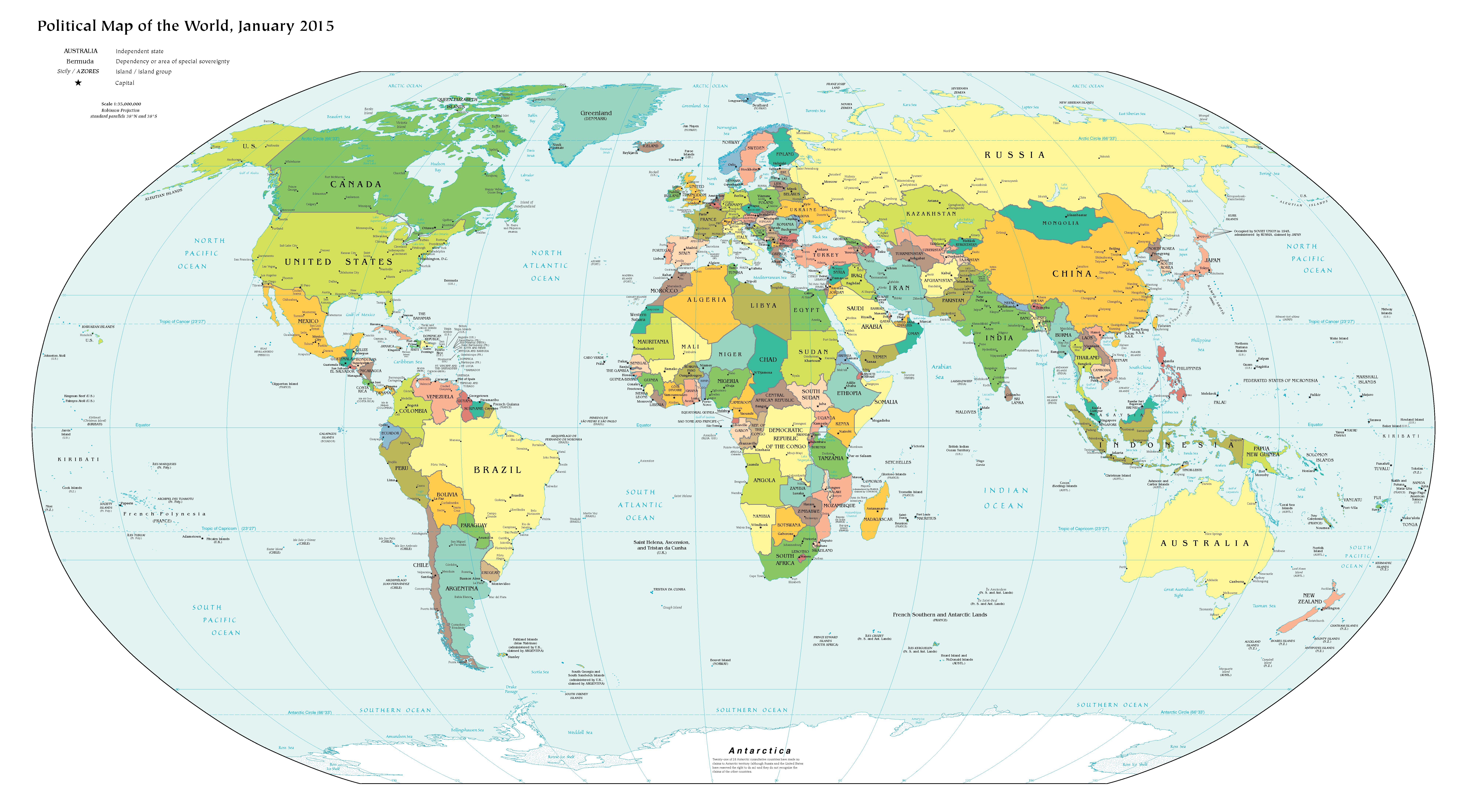 نقشه جغرافیایی جهان با کیفیت بالا Pdf و عکس Just Education